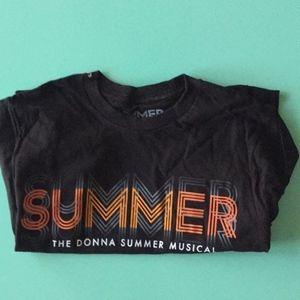 Summer T-shirt XS SS The Donna Summer